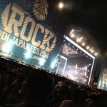 ROCK IN JAPAN FESTIVAL 2014初日8.2 参戦レポート!!夏フェスの必需品の持ち物&バッグは何なの!?【レポート記事】