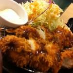 ささみかつ定食(松乃家)を食べてきたよ!ささみカツ丼と比べてどうだった!?アリ、なし!?【レポート記事】