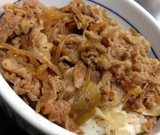 なか卯の牛丼ってうまいの!?ガッツリ食べてみたよ!!ぶっちゃけどう!?【グルメレポート記事】