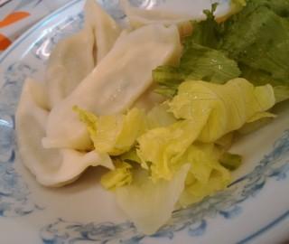 ぎょうざの満州の水餃子を食べたよ!カロリーは高いの!?