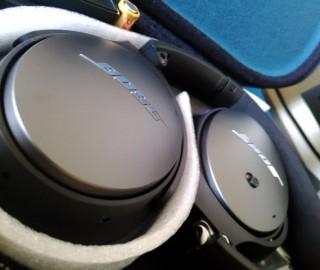 BOSEのノイズキャンセリングヘッドホン(QuietComfort25)を買ってみたよ!