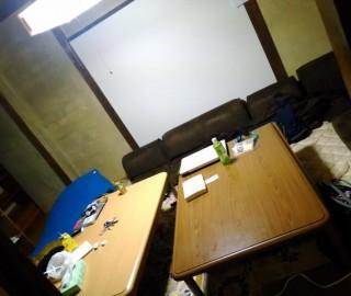 ギークハウス岡山に実際に泊まってみたよ!雰囲気や住人さんはどうだった?