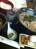 蕎麦しゃぶ総本家の浪花そば心斎橋店で食べたよ!名物『肉付け定食』はヤバかったの!?