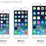 iPhone 6の発売日はいつ?日本での予約開始日は?Softbankの料金プランは!?