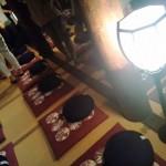 円融寺の座禅会に参加してきたよ!1人でも大丈夫だったの?