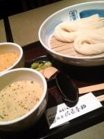 銀座の佐藤養助レポート!超老舗名店のうどんがヤバ過ぎた件…タイカレーニ味セットは美味しかったの!?