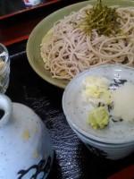 信州そばのつむぎで名物ソバを堪能!ぶっちゃけ美味しかった?